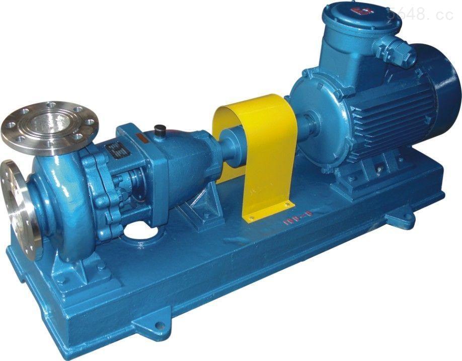 不锈钢耐腐蚀化工泵,IH型化工泵