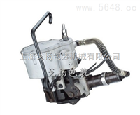 天津氣動組合式鋼帶打包機,鋼錠打包機
