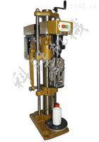 保定科胜汾酒压盖机|多功能锁口机|铝盖压盖机